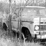 """old ford truck"" by SAWphotographyanddesigns"