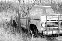 old ford truck