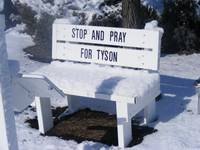 Prayer Bench