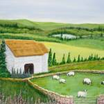 """IRISH SHEEP FARM"" by PAULNEALON"