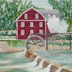 """WAR EAGLE MILL"" by PAULNEALON"