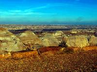Badlands at Dinosaur Park