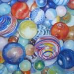"""""""Falling Marbles"""" by KarenBradshaw"""