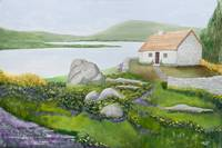 IRISH COTTAGE ON LAKES OF KILLARNEY