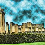 """Xanten, Archeological Park, Temple Reproduction"" by billbarber"