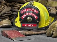 DFW Airport Firefighter Clark