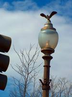 Eagle Lamp, Washington DC