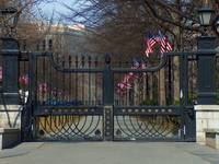 White House Gates, Washington DC