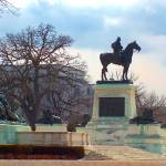 """Washington DC - Statue 1"" by oilboy"