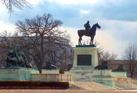 Washington DC - Statue 1
