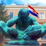 """Washington DC - Statue 2"" by oilboy"