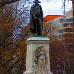 """Washington DC - Statue 23"" by oilboy"