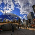 """Cloud Gate"" by rhythmandcode"