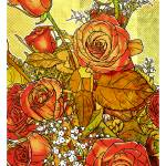 """Rose Bouquet"" by karynlewis"