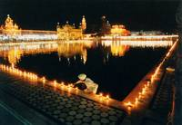 Golden Temple - Diwali Lights