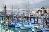 Fisherman's Wharf Harbor, San Francisco