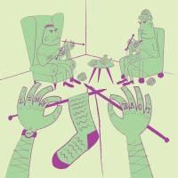 Knit Wit Art Prints & Posters by Mr. Roctopus