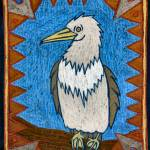 """Booby Bird"" by simmonsfineart"