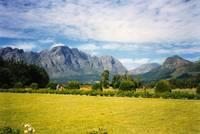 Drakensburg Mountain Range, South Africa