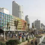 """Tel Aviv Promenade"" by EagleXDV"