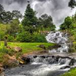 """Mungalli Falls Tea House and Rapids"" by oasisphotographics"