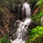 """Middle Creek Waterfall"" by oasisphotographics"