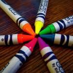 """Crayons"" by spottsbuilt"