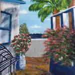 """""""courtyard flora"""" by kjgordon"""