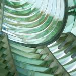 """Point Arena Lighthouse Fresnel Lens"" by BobFikePhoto"