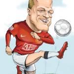 """Wayne Rooney"" by femiadetunji"