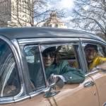 """""""Asheville Mardi gras parade - Cruisin"""