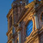 """Saint Laurence Basilica, Asheville - HDR"" by visioncache"