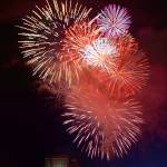 """""""Fireworks over Asheville"""" by visioncache"""