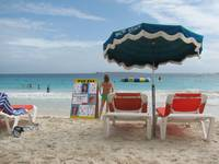 Saint Marteen Orient Beach