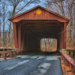 """Covered Bridge"" by robbdee40"