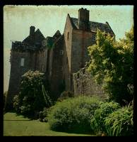 broddick castle isle of arran scotland