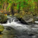 """Down Stream Little Crystal"" by oasisphotographics"