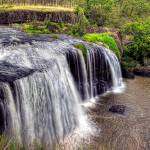 """Millstream Falls"" by oasisphotographics"