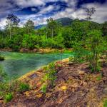 """Paradise Waterhole Big Crystal Creek"" by oasisphotographics"