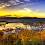 """Sunset Abel Point"" by oasisphotographics"