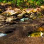 """The Boulders The Devils Pool"" by oasisphotographics"