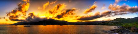 Airlie Beach Sunrise