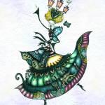 """""""Ariadne, FantaFairy of Venice"""" by FantaFairies"""