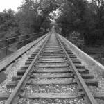 """""""Railroad tracks"""" by starrienight"""