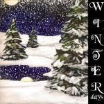 """""""Winter Days"""" by FizzyArtist"""