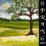 """Spring Days"" by FizzyArtist"