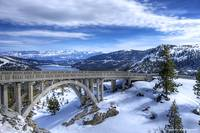 Rainbow Bridge at Donner Summit
