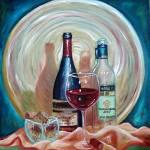 """Wine Lover1"" by FizzyArtist"