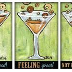 """Martini Lover"" by FizzyArtist"