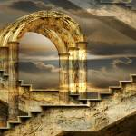 """Arches of possibility"" by sattva"